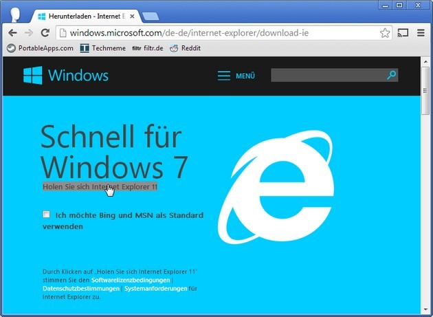 4 feb 2013 ie and revamped the way that ie vms were offered, i wrote up a post that on vista; ie8 on windows xp; ie8