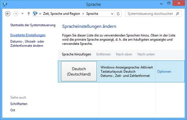 internet explorer 8 sprachpaket