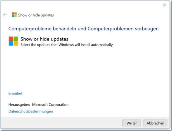 Update-Blocker