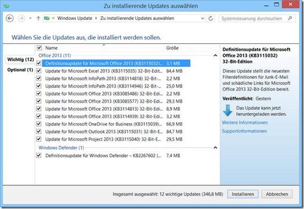 OfficeMai2016-Updates