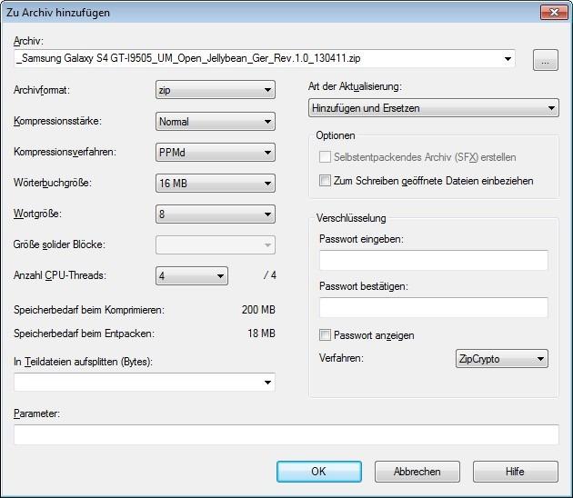 Windows: ZIP-Datei liefert Fehler 0x80004005 beim Öffnen   Borns IT