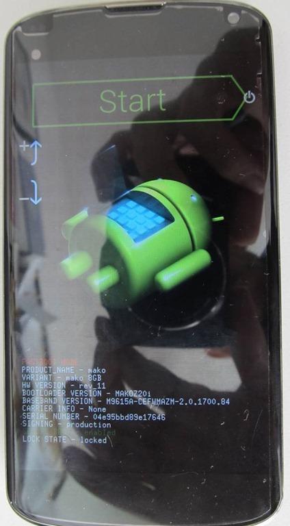 Aufgenordet: Mein Nexus 4 bekommt das KitKat-Upgrade! | Borns IT