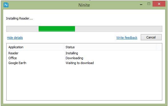 Windows-Programme mit Ninite aktuell halten | Borns IT- und
