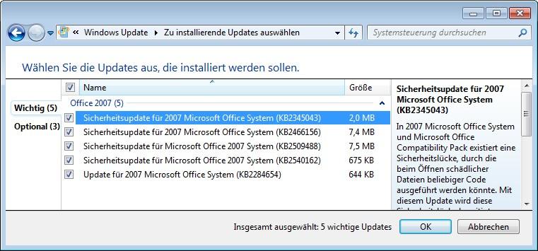 Office-Updates
