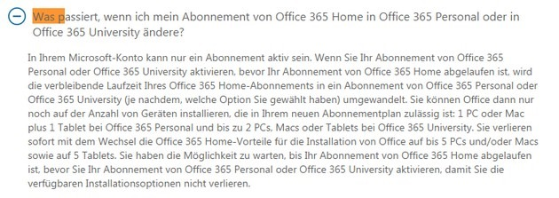Obacht Die Office 365 Kostenlos Falle Borns It Und Windows Blog