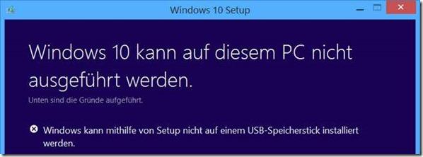 Error-USB