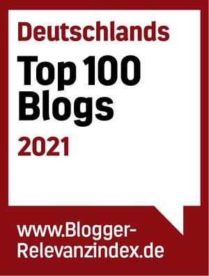 Deutschlands Top 100 Blogs 2021